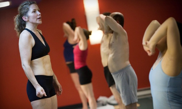 Bikram Yoga - Downtown: $29 for One Month of Unlimited Classes at Bikram Yoga in New Haven ($65 Value)