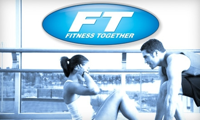 Fitness Together - Multiple Locations: $75 for Three Personal-Training Sessions from Fitness Together ($225 Value)