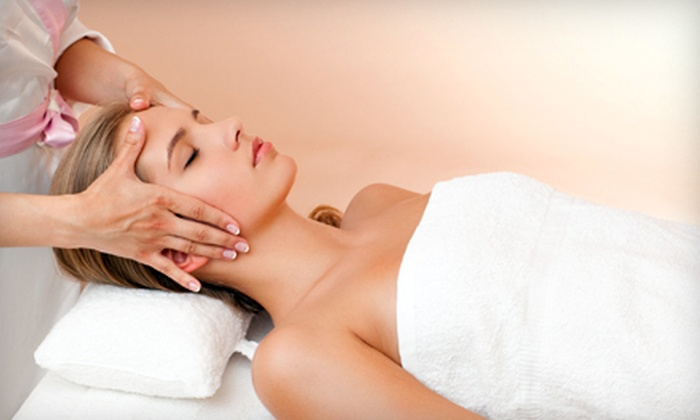 Rubyz Day Spa - Frisco: $60 Worth of Skincare, Massage, and Spa Services