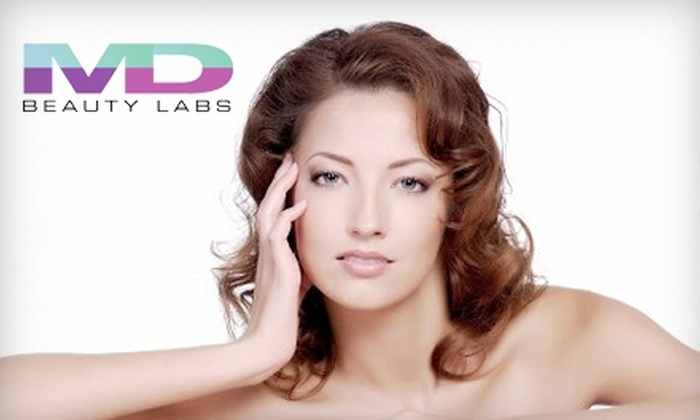 M.D. Beauty Labs - Downtown West Palm Beach: Med-Spa Treatments at M.D. Beauty Labs. Choose from Three Options.