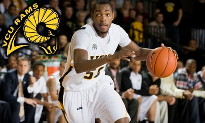 $8 Admission to a Virginia Commonwealth University Rams Men's Basketball Game ($17 value). Choose from Five Games.