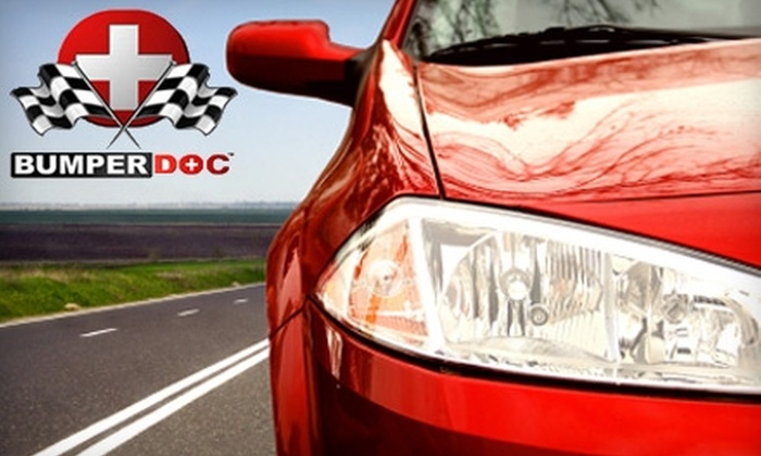 BumperDoc - San Diego: $89 for Complete Auto Detail at BumperDoc ($225 Value). Choose Between Two Locations.