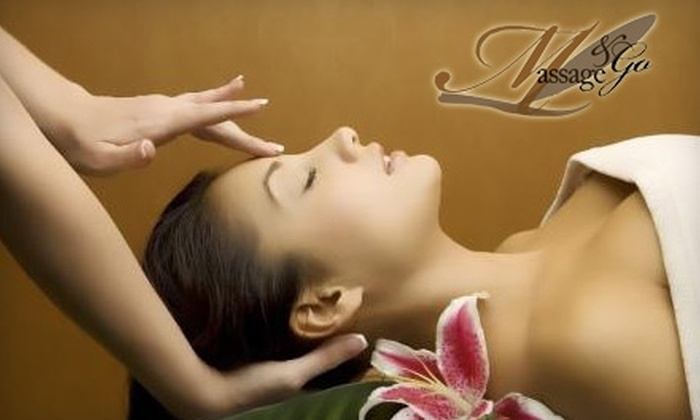 Massage & Go - Villa Heights: $39 for a Premium Signature Massage ($80 Value) or $29 for a Premium Personalized Facial ($65 Value) at Massage & Go