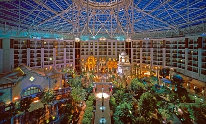 199 For A One Night Stay In An Executive Suite At Gaylord Texan In Grapevine Up To 500 Value