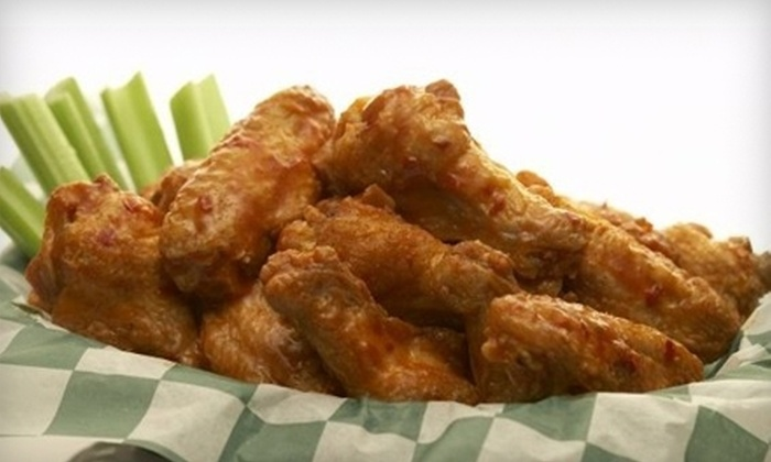 Beef 'O' Brady's - Multiple Locations: $10 for $20 Worth of Drinks and Casual American Fare at Beef 'O' Brady's. Three Locations Available.