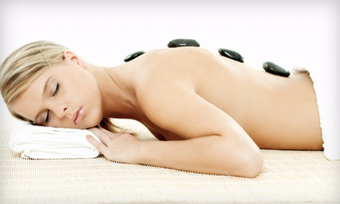 Serenity Spa & Laser - Woodbridge: 60-Minute Hot-Stone Massage for One or Couples at Serenity Spa & Laser (Up to 55% Off)