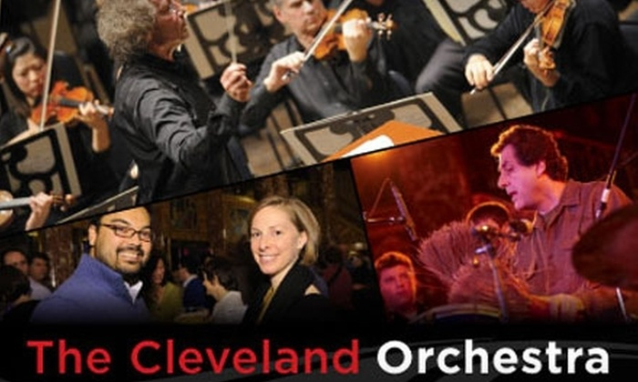 The Cleveland Orchestra - University: $30 for a Ticket to a Cleveland Orchestra Fridays@7 Concert (Up to $76 Value). Choose from Three Performances.