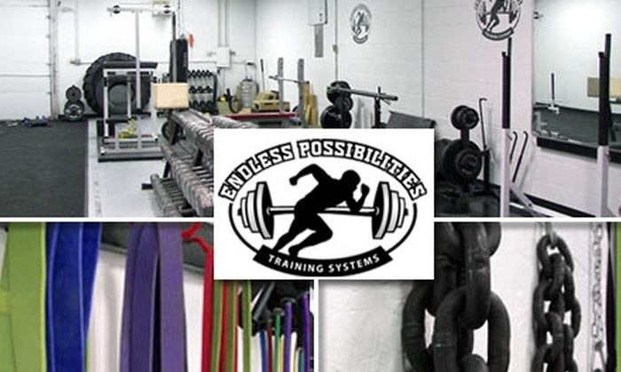 Endless Possibilities - South Central Omaha: $20 for Five Half-Hour, Private Personal Training Sessions at Endless Possibilities ($100 Value)
