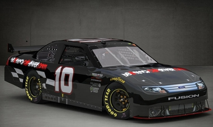 Beastockcardriver.com - Center: NASCAR Racing Experience from Beastockcardriver.com (Up to $349 Value). Two Options Available.