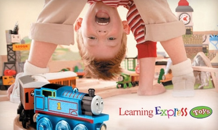 Learning Express Toys of McAllen - McAllen: $10 for $20 Worth of Interactive Toys, Games, and More at Learning Express Toys of McAllen