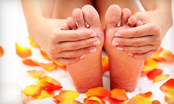 Clara's Spa - New Tacoma: $99 for a Spa Package with Chocolate Mani-Pedi, Champagne Body Wrap, and Massage at Clara's Spa in Tacoma ($200 Value)