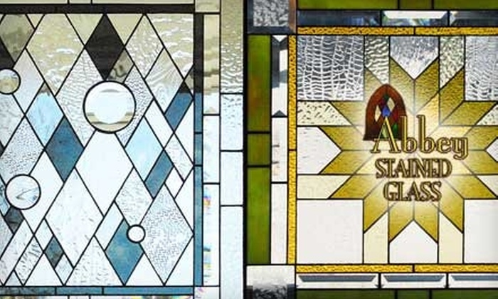 Abbey Stained Glass - Burlington: $45 for Four Weeks of Beginner Stained Glass Classes at Abbey Stained Glass in Burlington ($90 Value)