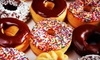 $5 for Donuts & Pastries at Fox's Donut Den