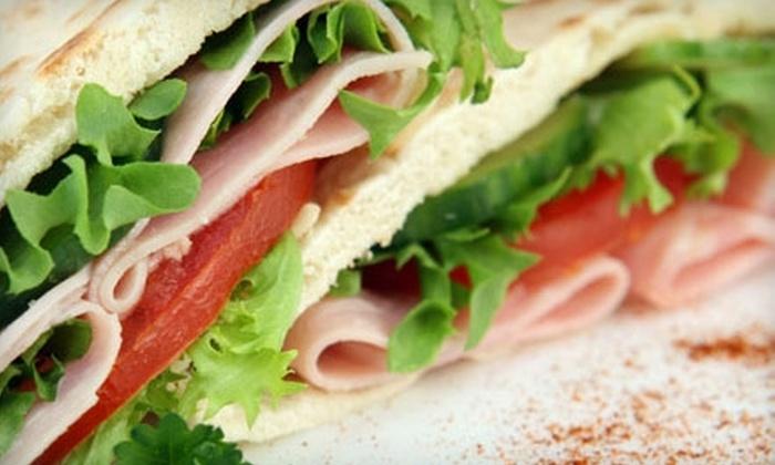 Joe Fassi Italian Sandwiches - The Hill: $6 for $12 Worth of Italian Fare at Joe Fassi Italian Sandwiches
