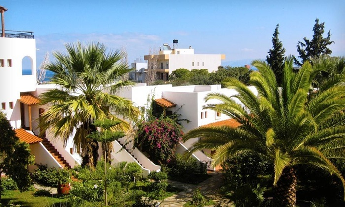 Hotel Mikro Village - Crete: Four- or Six-Night Stay in a Standard Twin Room at Hotel Mikro Village in Crete, Greece