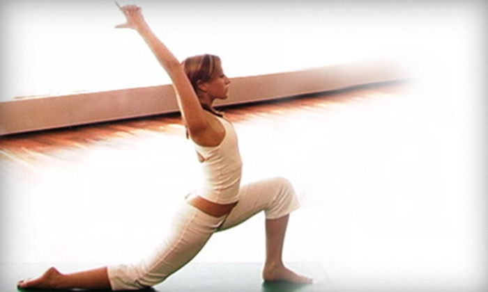 Kindness Yoga - Multiple Locations: 5, 10, or 20 Classes at Kindness Yoga (Up to 55% Off)