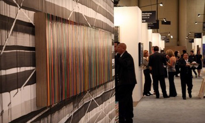 Toronto International Art Fair - Toronto (GTA): $18 for Art Outing for Two People to the Toronto International Art Fair 2011 on October 30 or October 31 (Up to Half Off)
