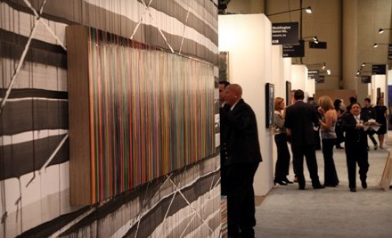 Toronto International Art Fair on Sun., Oct. 30 or Mon., Oct. 31 at 12PM - Toronto International Art Fair in Toronto