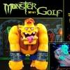 Half Off at Monster Mini Golf