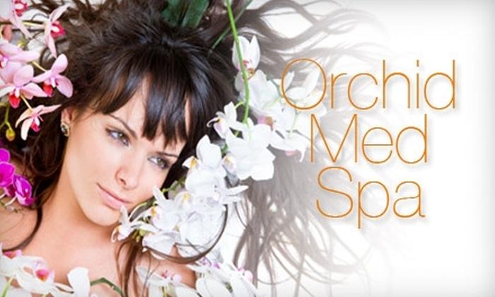 Orchid Rejuvenating Med Spa & Laser Center - Dallas: $55 for Pumpkin Enzyme Peel with Pumpkin Serum at Orchid Rejuvenating Med Spa & Laser Center ($125 Value)