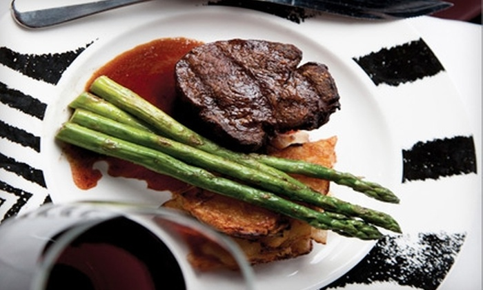 vonn jazz - Crosswoods: $20 for $40 Worth of Gourmet American Fare at Vonn Jazz