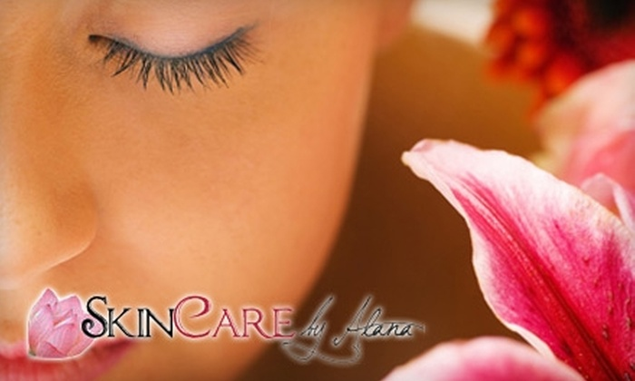 Skin Care by Alana: $20 for $40 Worth of Products from Skin Care by Alana