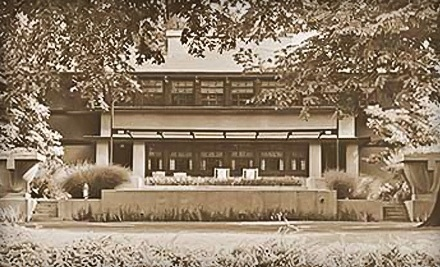 Westcott House - Westcott House in Springfield