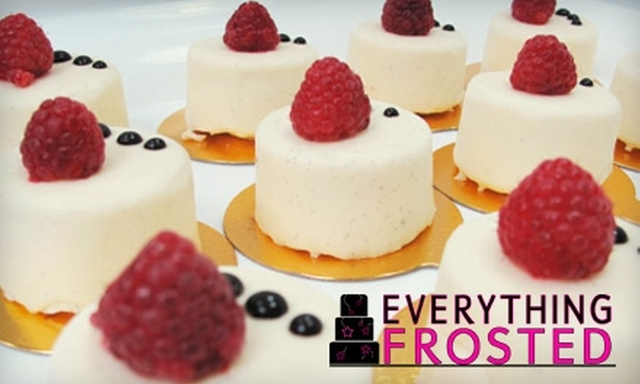 Everything Frosted - Chinatown: $15 for $30 Worth of Cupcakes, Desserts, and More at Everything Frosted
