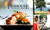 Teahouse - Stanley Park: $12 for $25 Worth of Fresh Seasonal Fare at Teahouse