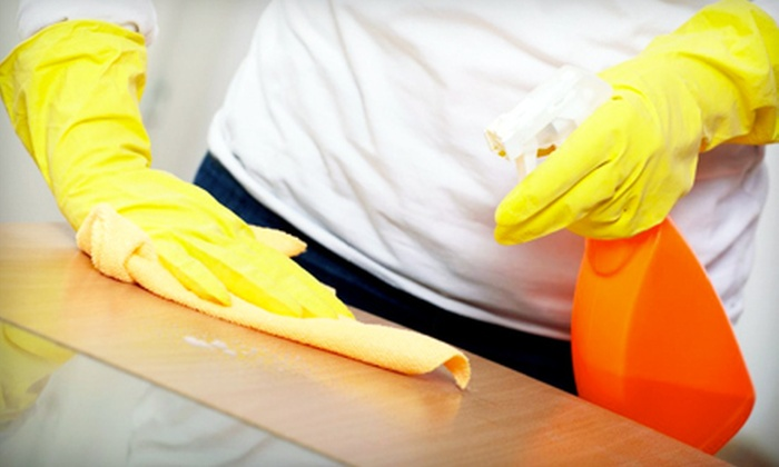 Moon Maids - Kit Carson: Two, Four, or Six Hours of Housecleaning from Moon Maids (Up to 65% Off)