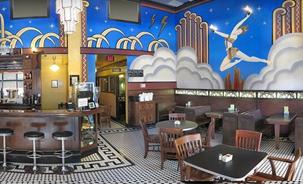 $20 Groupon to The Fountain on Locust - The Fountain on Locust in St. Louis