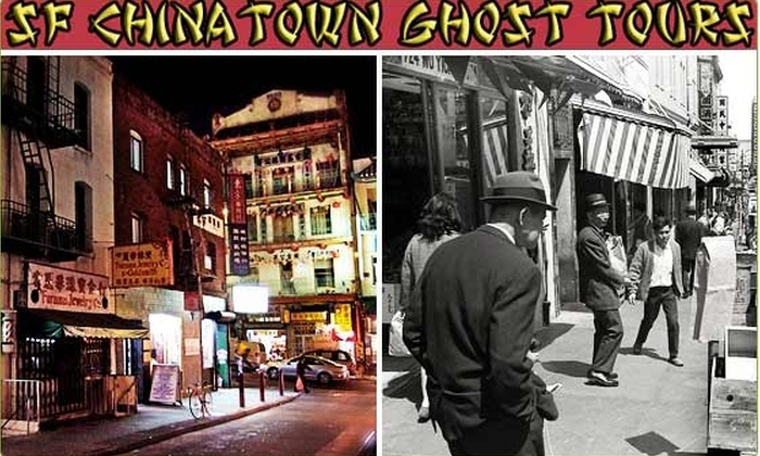 SF Chinatown Ghost Tour - Chinatown: $12 for a San Francisco Chinatown Ghost Tour (Up to $24 Value)