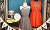 Vintage Charm - Lyons: $25 for $50 Worth of Clothing, Accessories, and Home Goods at Vintage Charm in La Grange