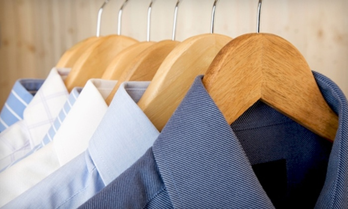 Emerald Cleaners - Mid City South: $15 for $30 Worth of Dry Cleaning at Emerald Cleaners