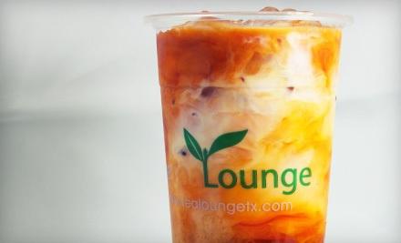 $10 Groupon to The Tea Lounge - The Tea Lounge in Austin
