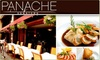 Panache - Dupont Circle: $10 for a $25 Groupon to Panache Restaurant