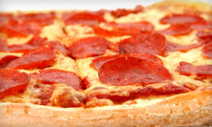Charlie Fox's Pizzeria - St. Charles: $10 for $20 Worth of Pizza, Pasta, and More at Charlie Fox's Pizzeria in St. Charles