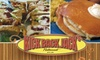 Kick Back Jack's Restaurant - Multiple Locations: $10 for $20 Worth of Breakfast and Lunch Fare at Kickback Jack's Restaurant