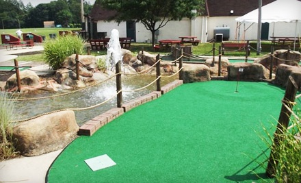 2 Rounds of 18-Hole Miniature Golf for Two (a $28 value) - Horsham Family Golf in Horsham
