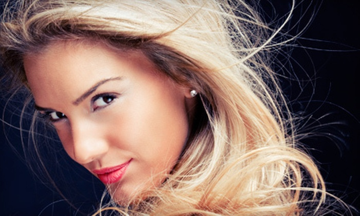 Salon 206 - Stuart: Haircut Package, Hair-Color Package, or Partial-Highlights Package at Salon 206 in Stuart (Up to 71% Off)