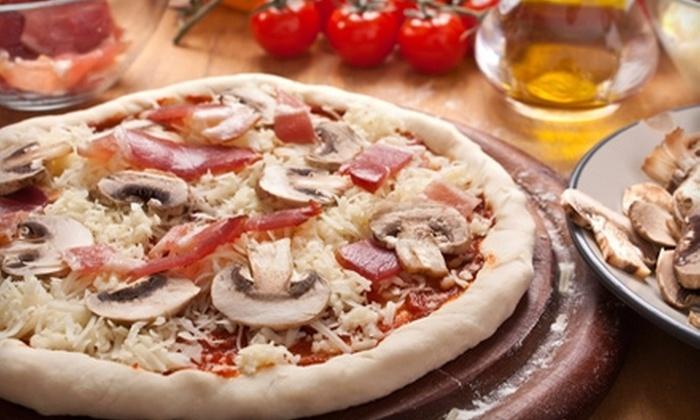Papa Petrone's Take 'N Bake - Lake Ridge: $11 for $22 Worth of Oven-Ready Pizza and Italian Fare at Papa Petrone's Take 'N Bake in Woodbridge