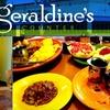 Geraldine's Counter - Columbia City: $25 Worth of Sandwiches and More at Geraldine's Counter