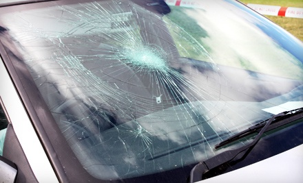 Windshield-Chip Repairs for Three Areas (a $79.99 value) - Atlantic Windshield Repair and Artisan Glass in Birmingham