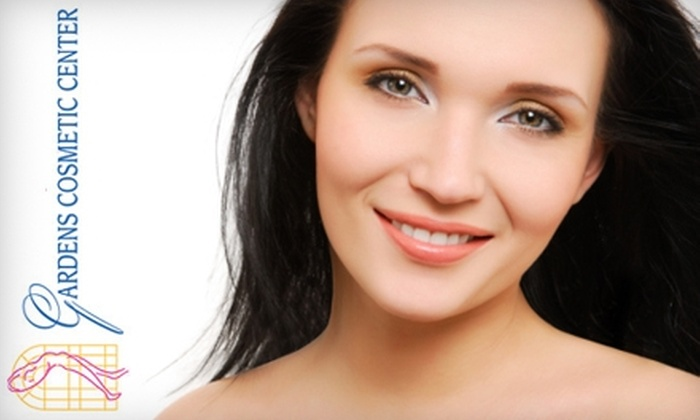 Gardens Laser Spa - Palm Beach Gardens: $79 for a Photofacial Rejuvenation (IPL) Treatment at Gardens Laser Spa