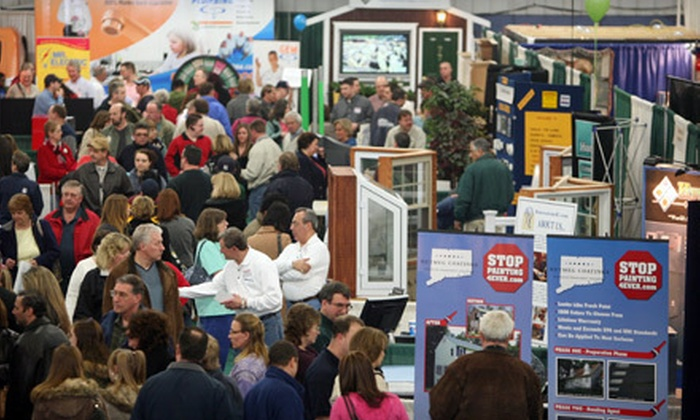 The 2nd Annual Plymouth Home Show - Plymouth: $8 for the 2nd Annual Plymouth Home Show for Two on March 10 or 11 (Up to $16 Value)