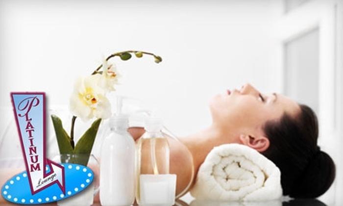 Platinum Lounge Hair Salon - Central Santa Cruz: $45 for $100 Worth of Salon Services at Platinum Lounge Hair Salon