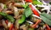 $8 for Dinner Fare at Thai Pepper