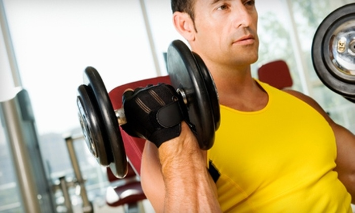 Elite Fitness - Midland: $35 for a One-Month Membership to Elite Fitness in Midland ($72.45 Value)