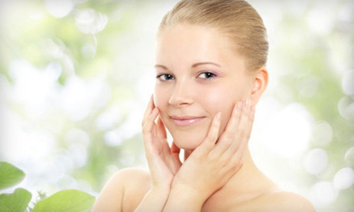 Susie Organic Skincare - Cherry Creek: Vitamin C Facial or Signature Triple-Peel Facial at Susie Organic Skincare (Up to 71% Off)