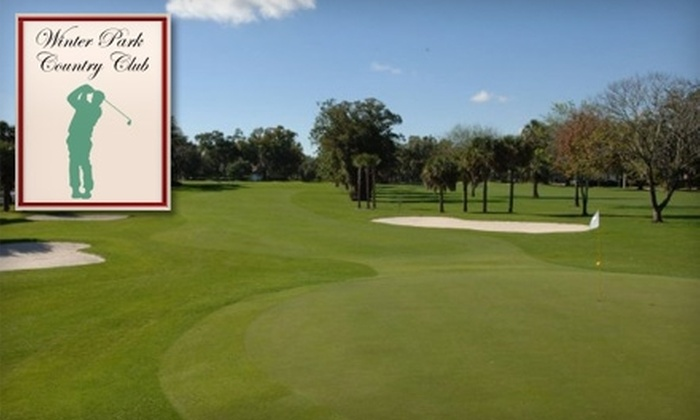 Winter Park Country Club - Winter Park: $15 for Two Rounds of Nine-Hole Golf Plus Pull Carts at Winter Park Country Club (Up to $34 Value)